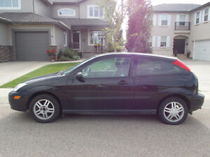 2002 Ford Focus ZX3 Coupe (2 door)