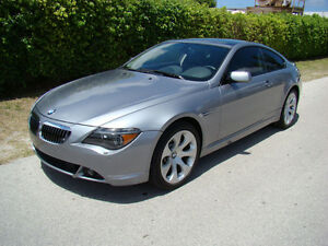 2005 BMW 6-Series Coupe (2 door)