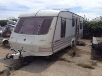 ELDDIS CRUSADER SUPER STM - twin axle caravan