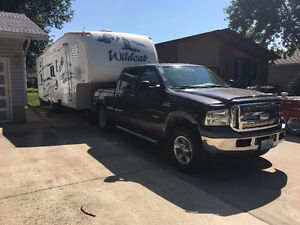wanting to trade for equal valued motorhome