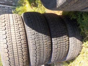 winter tires $220 set of 4 215-60-15