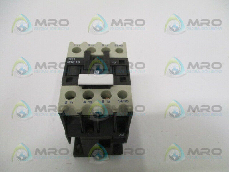 SHAMROCK CONTROLS TC1-D1810-B7 CONTACTOR 24V *NEW NO BOX*