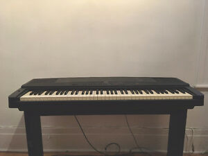 Piano numérique Yamaha