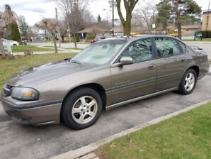 2003 Chevrolet Impala LS Sedan - *Low KMs - As Is - OBO*