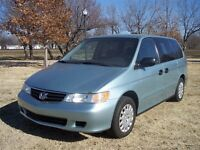 2003 Honda Odyssey lx tres propre