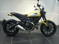 DUCATI SCRAMBLER ICON BRAND NEW. BOTH COLOURS AVAILABLE NOW !
