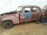 1956 Mercedes 220S whole or parts