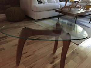 Table d'appoint mid century