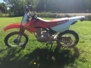 2013 Honda CRF 80 - like new - with papers