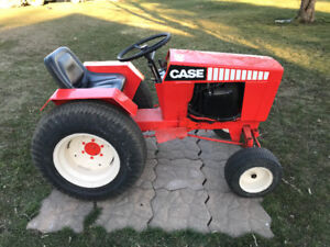 case garden tractor. Case 446 Garden Tractor, 1978, Restored - $2600 Tractor