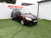 2011 SKODA FABIA 1.2 SE DSG AUTOMATIC 5 DOOR HATCHBACK,61000 MILES WITH FSH