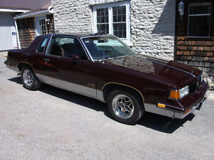 1987 Olds Cutless 442