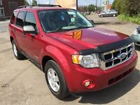 2008 Ford Escape XLT FWD GARANTIE 1 AN FINANCEMENT DISPONIBLE