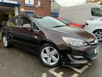 2014 Vauxhall Astra 2.0 CDTi ecoFLEX SRi (s/s) 5dr Hatchback Diesel Manual