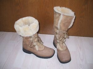 Boots - La Canadienne Leather