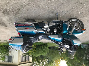 '94 Harley FLTC ultra