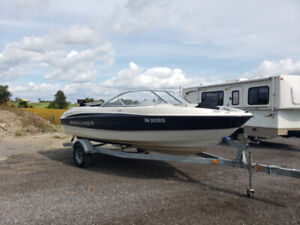2011 Bayliner 185 Bowrider  (Trades Welcome)