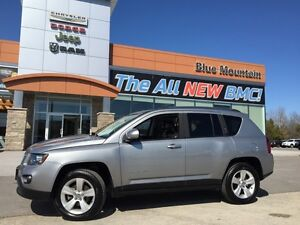 2015 Jeep Compass Sport  ACCIDENT FREE, WARRANTY, 4WD, EASY FINA