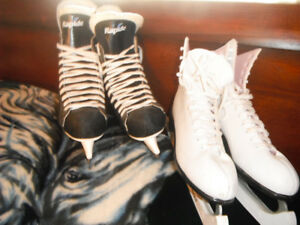 Men's and Women's skates for sale