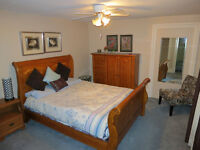 Clean and comfortable room in Downtown Brockville Victorian