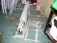 Corner kitchen base unit easy access unit