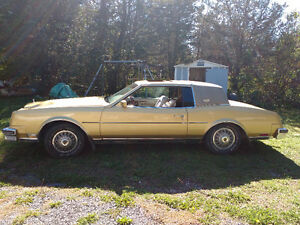 1984 Buick Riviera Coupe (2 door)