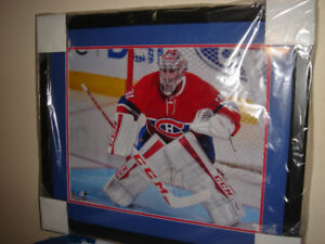 "Carey Price Autographed Framed 16"" x 20"" Photo ($500 Value) NEW"