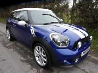 Mini Mini Paceman 1.6 ( 184bhp ) ( Chili ) Cooper S 2013 PRESTON