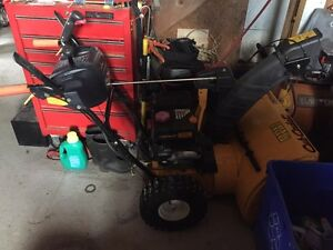 Cub cadet 524SWE snowblower