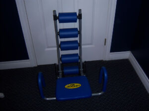 Exercise Equipment    SOLD