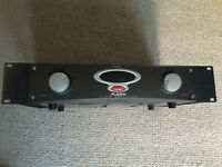Alesis RA300 Studio Reference Monitor Stereo Power Amp.