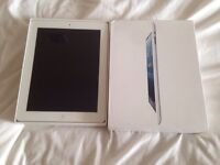 APPLE IPAD 4 16GB RETINA DISPLAY IMMACULATE CONDITION FULLY BOXED