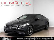 Mercedes-Benz E 220 d Coupe PANO*WIDE*NIGHT*TWA*20Z AMG Line