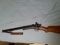 looking for old unwanted air riffles or pistols , working or not
