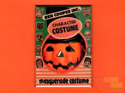 Ben Cooper pumpkin vintage costume box art 2x3