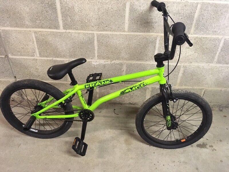 Mgp Bmx Bike Krank Green In Gateshead Tyne And Wear Gumtree