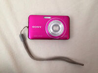 Sony Uber-Shot Camera and battery charger