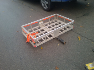 Carrier , hitch mount $50