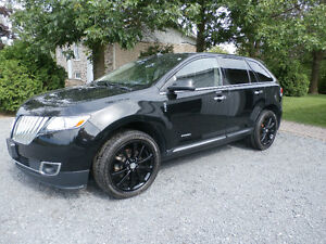 LINCOLN MKX 2011 LIMITED