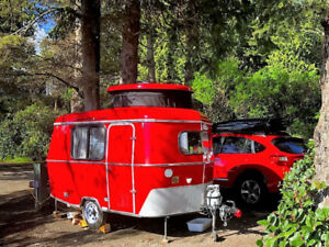 Vintage Travel Trailers for Rent