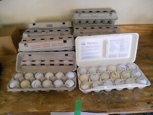 15 DOZEN GOLF BALLS FOR SALE