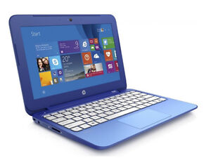HP Stream (Blue color) 11-d010ca Notebook - BRAND NEW