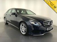 2013 MERCEDES-BENZ E300 AMG SPORT BLUETEC HYBRID AUTO 1 OWNER SERVICE HISTORY