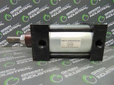 Used Festo 13107851 Pneumatic Cylinder Cs2055321