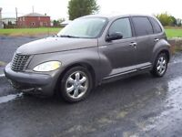 2002 Chrysler PT Cruiser LIMITED CUIR TOIT SUPER PROPRE Berline
