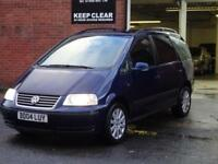2004 Volkswagen Sharan 1.9TDI PD 7 SEATER TURBO DISEL