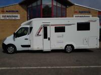 Lunar EB 4 Berth Motorhome for sale