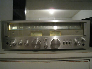 Vintage Sansui Stereo Receiver, Turntable and Speakers - Mint++