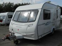 Coachman Wanderer 13/2 2 Berth Caravan with Motormover