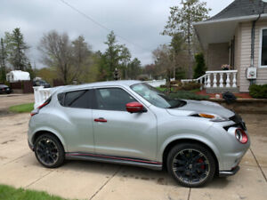 Nissan JUKE Nismo RS AWD Bancs Recaro GPS 211Hp MAGS 2015